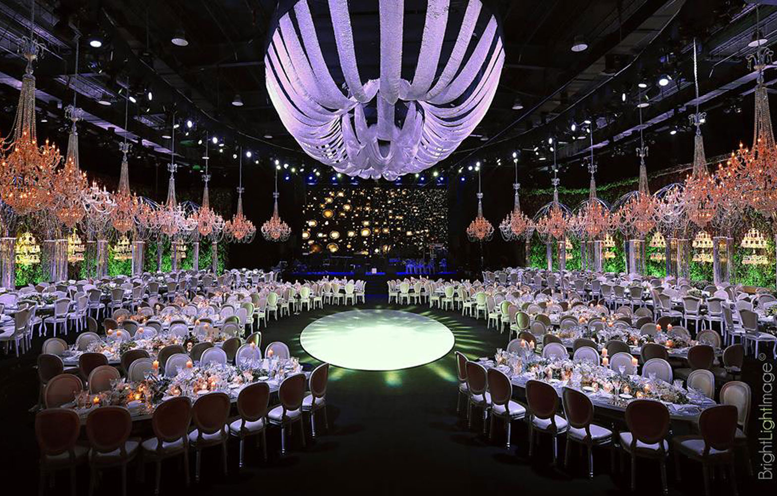 Light Lux - Royal Weddings Projects - Developed By: 4MADSolutions